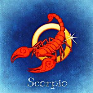 Scorpio Zodiac Sign Birthstones, Traits and Color