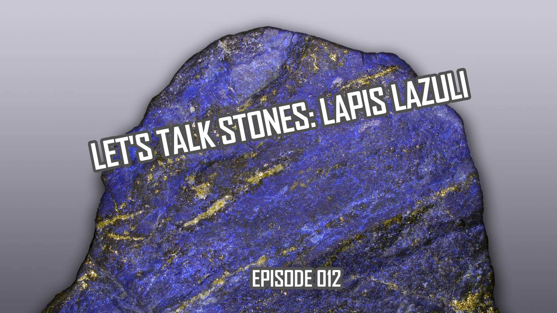 Let's Talk Stones: Wholesale Details for Lapis Lazuli Beads