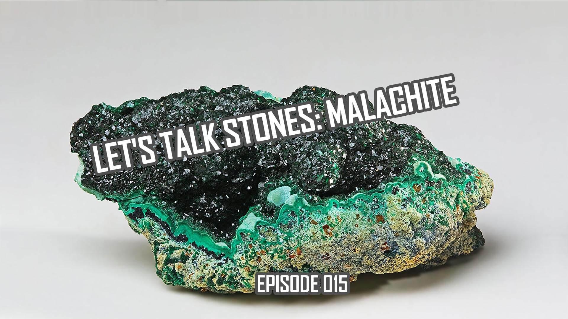 Let's Talk Stones: Wholesale Details for Malachite Beads