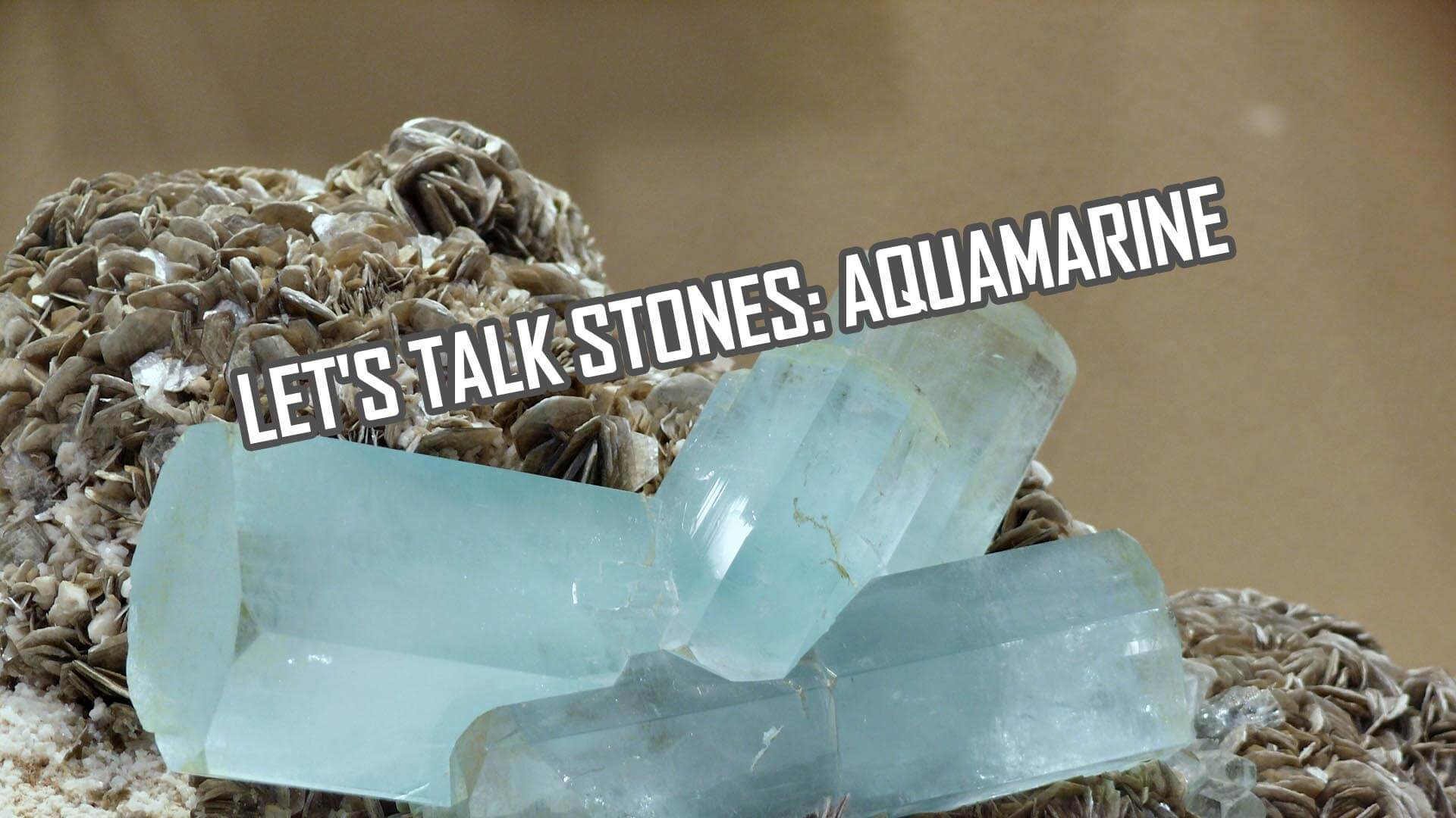Wholesale Details for Aquamarine Beads