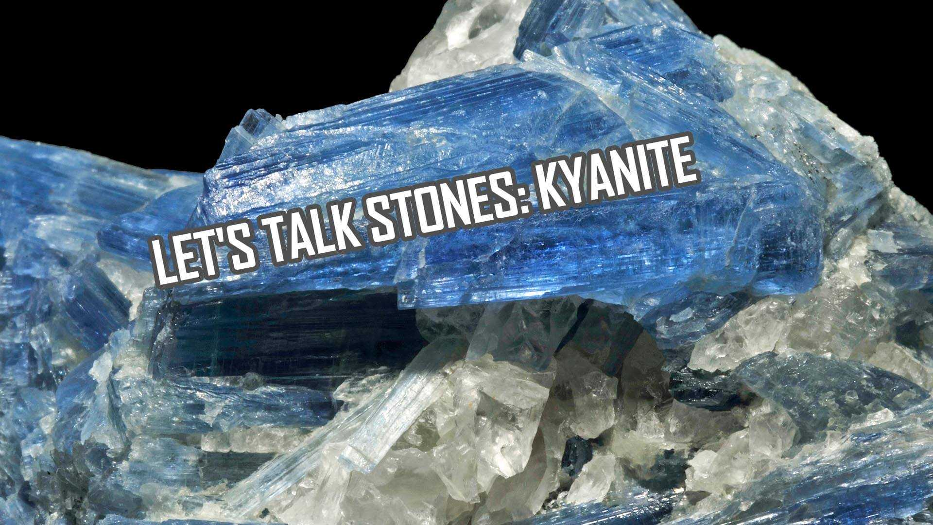 Wholesale Details for Kyanite Beads
