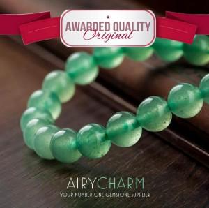 Aventurine Beads Bracelet
