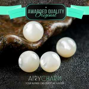 Clam Pearl Loose Beads