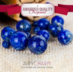 Lapis lazuli Loose Beads