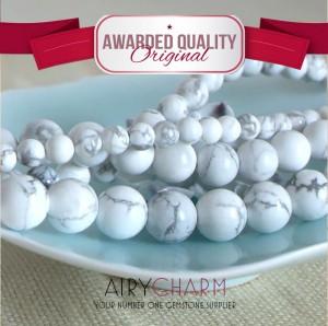 Magnesite Loose Beads