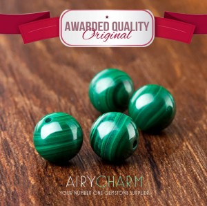 Malachite Loose Beads
