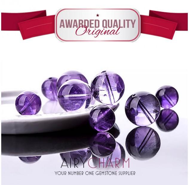 Amethyst Loose Beads
