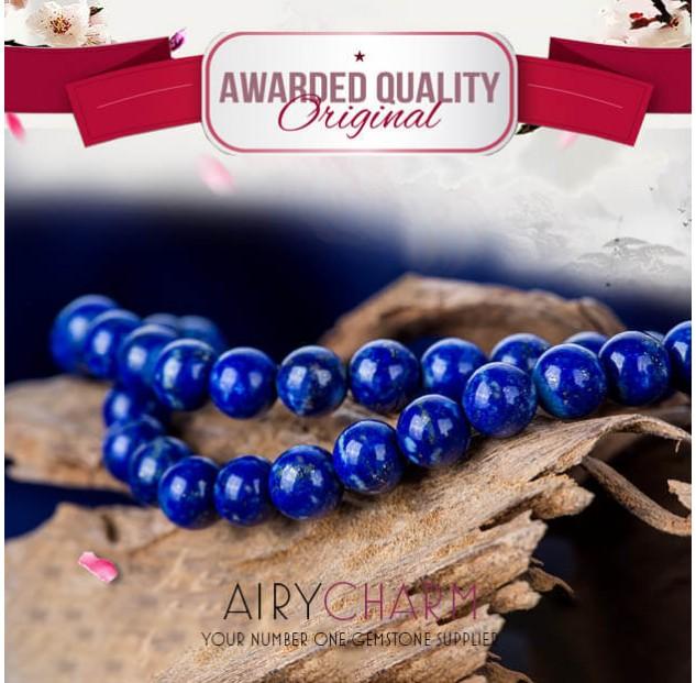 Lapis lazuli Bead Necklace